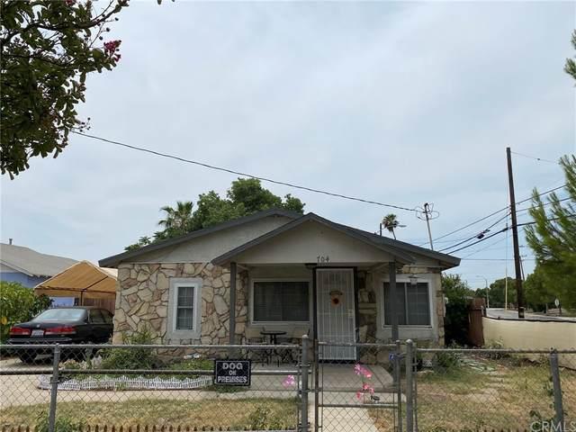 704 E Belmont Street, Ontario, CA 91761 (#PW21163594) :: Cal American Realty