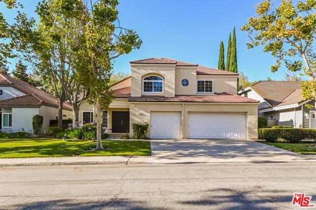 11542 Chestnut Ridge Street, Moorpark, CA 93021 (#21765416) :: RE/MAX Empire Properties
