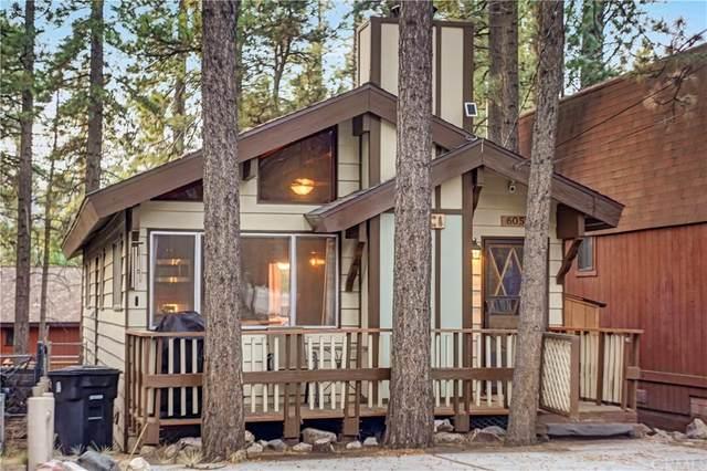 605 W Rainbow Boulevard, Big Bear, CA 92314 (#CV21163846) :: Legacy 15 Real Estate Brokers