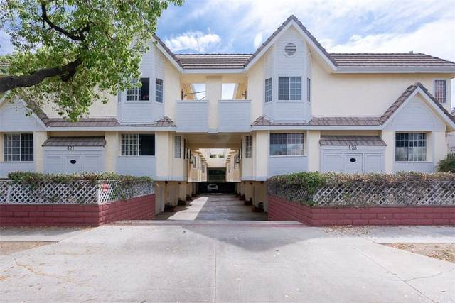 425 N Chapel Avenue B, Alhambra, CA 91801 (#WS21163642) :: Realty ONE Group Empire