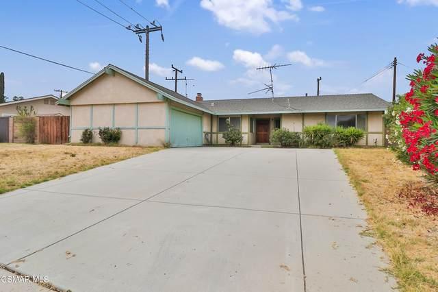 85 Washburn Street, Simi Valley, CA 93065 (#221004102) :: Millman Team