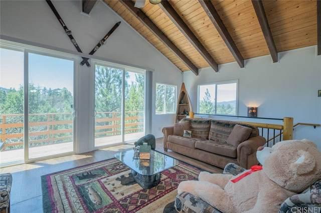 577 Villa Grove Avenue, Big Bear, CA 92314 (#SR21163851) :: Zen Ziejewski and Team