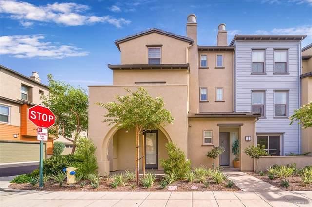 12486 Canal Drive #4, Rancho Cucamonga, CA 91739 (#AR21142730) :: Cal American Realty
