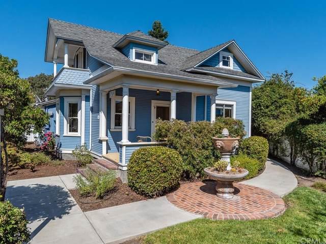 843 845 Upham Street, San Luis Obispo, CA 93401 (#SC21159202) :: Millman Team