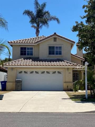 843 Emory Street, Imperial Beach, CA 91932 (#210021085) :: Team Tami