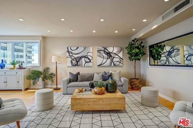 865 Comstock Avenue 10D, Los Angeles (City), CA 90024 (#21764062) :: Mainstreet Realtors®