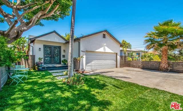 10809 Charnock Road, Los Angeles (City), CA 90034 (#21765314) :: RE/MAX Empire Properties