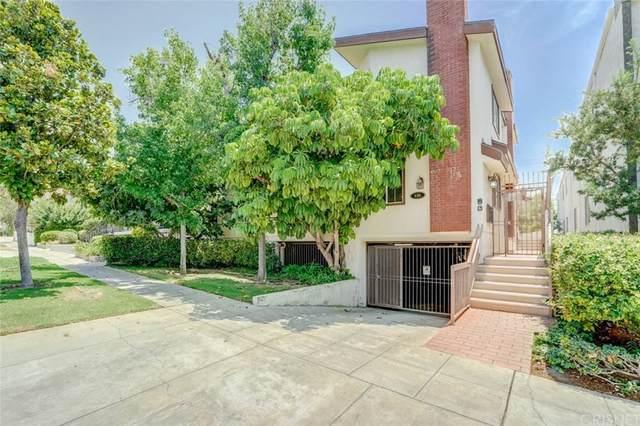 536 E Magnolia Boulevard #103, Burbank, CA 91501 (#SR21163549) :: The Kohler Group