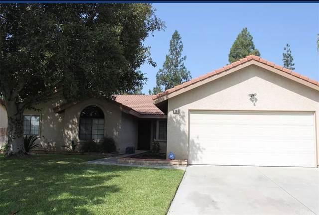 9366 Tangelo Avenue, Fontana, CA 92335 (#PW21163665) :: Cal American Realty