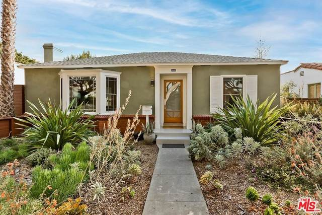 2232 21St Street, Santa Monica, CA 90405 (#21762186) :: Legacy 15 Real Estate Brokers