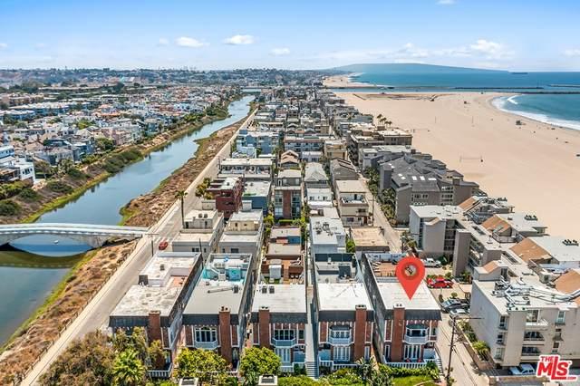 14 Ketch Street #1, Venice, CA 90292 (#21762850) :: Powerhouse Real Estate