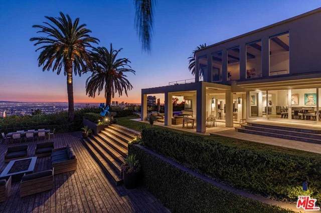 1380 Mockingbird Place, Los Angeles (City), CA 90069 (#21765482) :: Realty ONE Group Empire