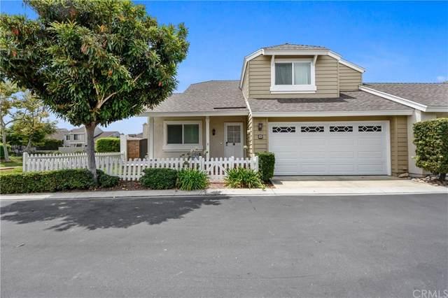 58 Riverstone #64, Irvine, CA 92606 (#RS21163964) :: RE/MAX Empire Properties
