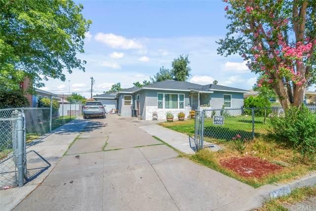 1658 Sepulveda Avenue, San Bernardino, CA 92404 (#CV21160060) :: Mainstreet Realtors®