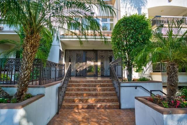 630 E Olive Avenue #105, Burbank, CA 91501 (#WS21088935) :: The Kohler Group