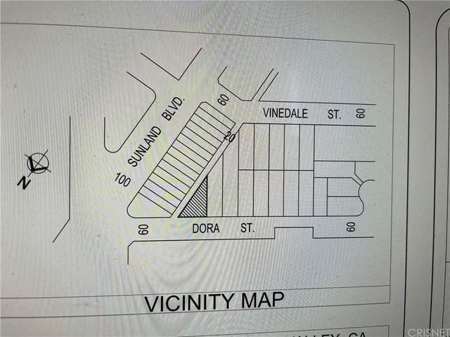 10872 W Dora St, Sun Valley, CA 91352 (#SR21164055) :: Legacy 15 Real Estate Brokers