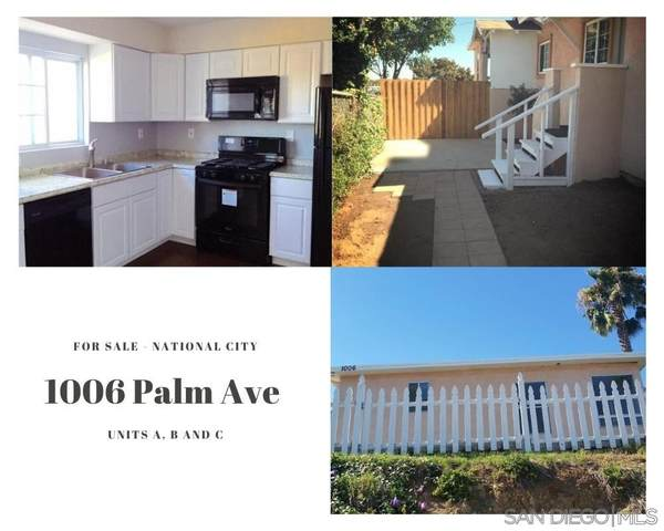 1006 Palm Ave, National City, CA 91950 (#210021100) :: Mark Nazzal Real Estate Group