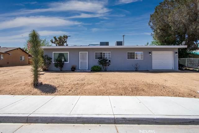 55695 Pueblo Trail, Yucca Valley, CA 92284 (#219065395PS) :: The Kohler Group