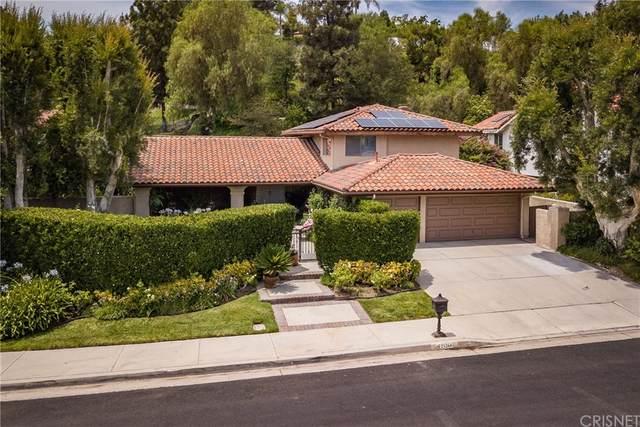 23268 Park Ensenada, Calabasas, CA 91302 (#SR21159983) :: Eight Luxe Homes