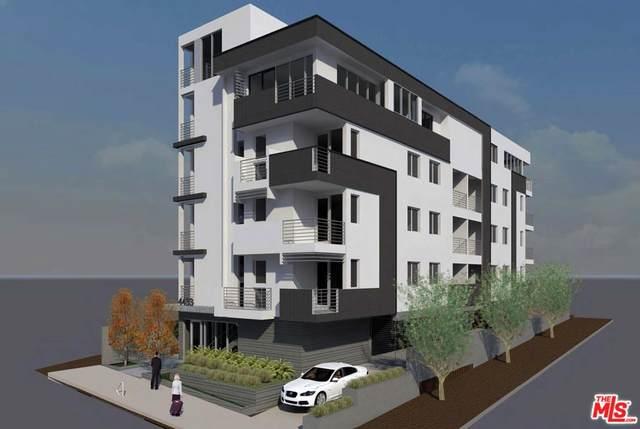 4433 Cartwright Avenue, North Hollywood, CA 91602 (#21765576) :: Zen Ziejewski and Team