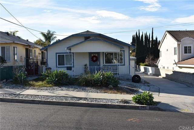 141 Marguerita Avenue, Monterey Park, CA 91754 (#WS21163865) :: Jett Real Estate Group