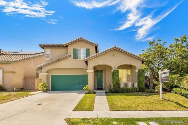 1480 Hayfork Pl, Chula Vista, CA 91913 (#210021102) :: Robyn Icenhower & Associates