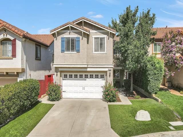13165 La Tierra Way, Sylmar, CA 91342 (#SR21164106) :: Mark Nazzal Real Estate Group