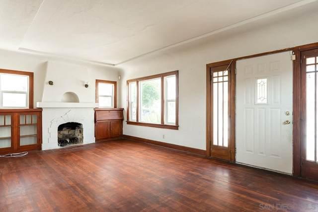 4340 Bancroft, San Diego, CA 92104 (#210021107) :: Mark Nazzal Real Estate Group