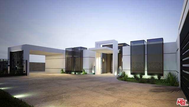 3 W Mountain Vista Court, Rancho Mirage, CA 92270 (#21765602) :: Jett Real Estate Group