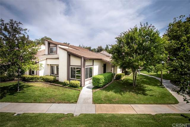 25719 Player Drive, Valencia, CA 91355 (#SR21163254) :: Realty ONE Group Empire