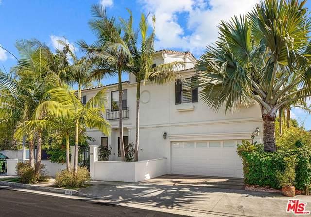 614 Oxford Avenue, Venice, CA 90291 (#21763546) :: Powerhouse Real Estate