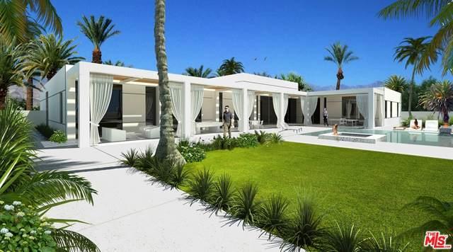 7 W Mountain Vista, Rancho Mirage, CA 92270 (#21765606) :: Jett Real Estate Group