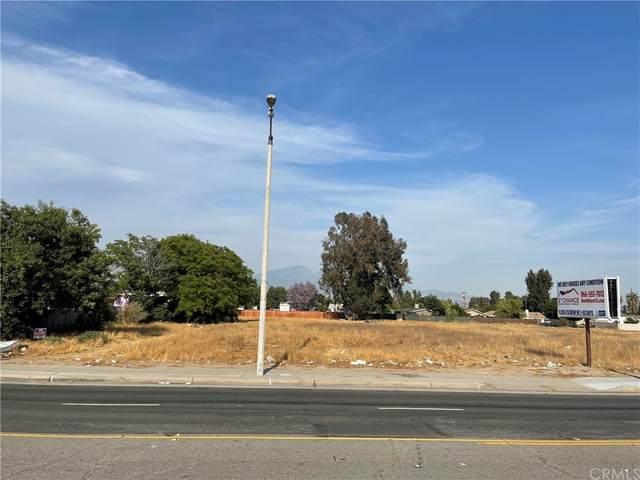 0 N Mount Vernon Avenue, San Bernardino, CA 92411 (#EV21164132) :: Mainstreet Realtors®