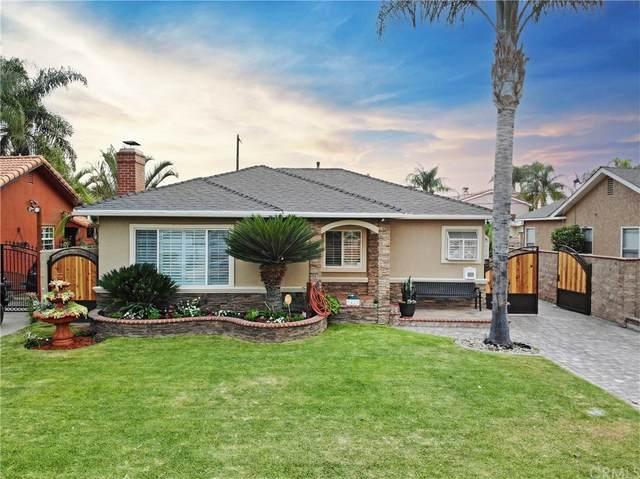 7425 Rundell Street, Downey, CA 90242 (#DW21163522) :: Zen Ziejewski and Team