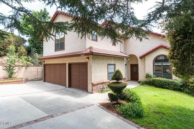 5052 Humphrey Way, La Crescenta, CA 91214 (#P1-5913) :: The Kohler Group