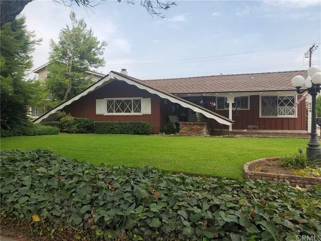 424 S Aldenville Avenue, Covina, CA 91723 (#IV21164181) :: The Alvarado Brothers