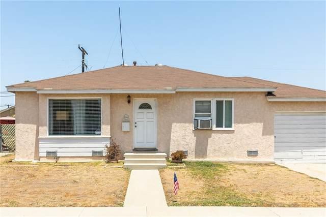 5343 W El Segundo Boulevard, Hawthorne, CA 90250 (#SB21146076) :: Frank Kenny Real Estate Team