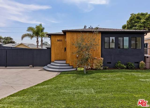 3853 Berryman Avenue, Los Angeles (City), CA 90066 (#21765030) :: Millman Team