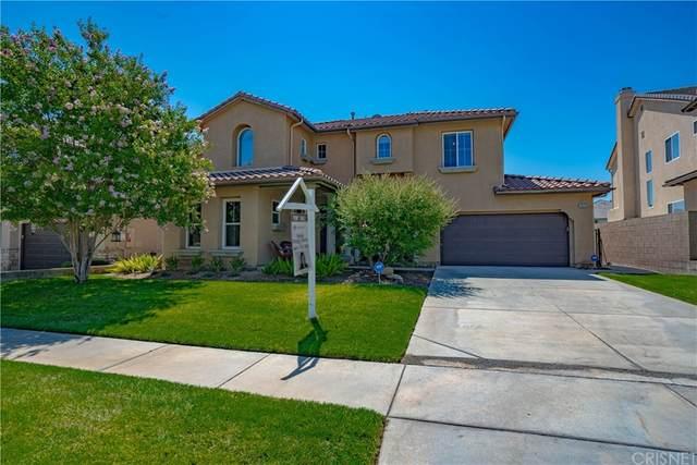 25228 Huston Street, Stevenson Ranch, CA 91381 (#SR21158386) :: Corcoran Global Living