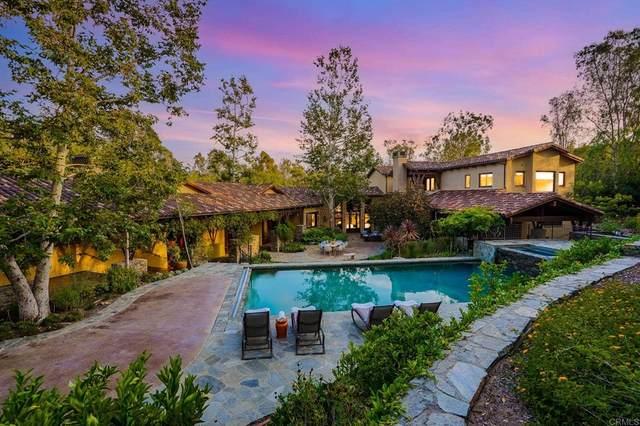 4848 El Nido, Rancho Santa Fe, CA 92067 (#NDP2108720) :: Massa & Associates Real Estate Group | eXp California Realty Inc