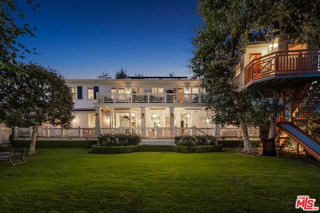 15020 Altata Drive, Pacific Palisades, CA 90272 (#21765518) :: Legacy 15 Real Estate Brokers
