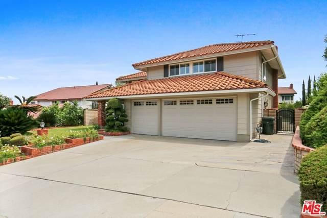 2340 Cherry Gate Way, Hacienda Heights, CA 91745 (#21765294) :: Powerhouse Real Estate