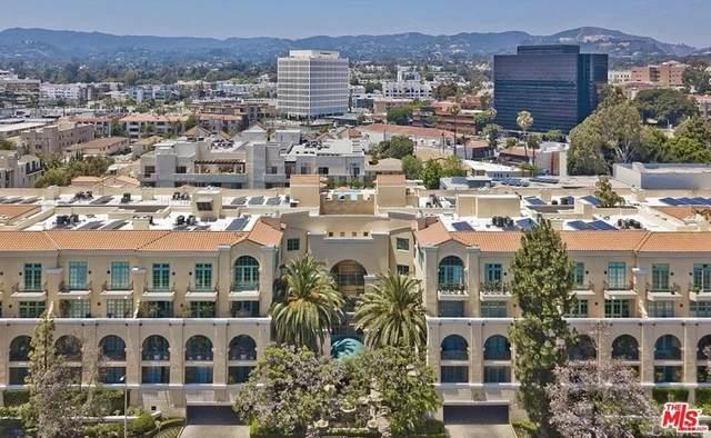 11500 San Vicente Boulevard #312, Los Angeles (City), CA 90049 (#NDP2108724) :: Team Tami