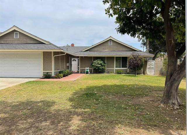 1630 E Edgecomb Street, Covina, CA 91724 (#PW21164294) :: The Alvarado Brothers