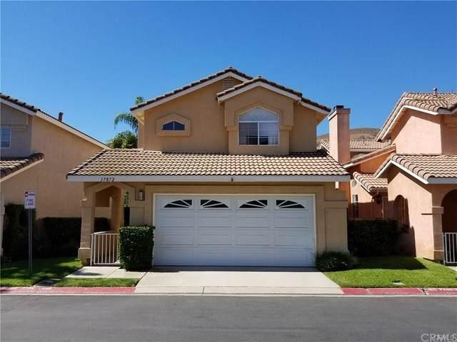 17872 Cassidy Place, Chino Hills, CA 91709 (#IV21163752) :: Hart Coastal Group