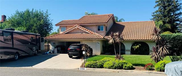 548 Pinecliff Place, Simi Valley, CA 93065 (#BB21145316) :: Swack Real Estate Group | Keller Williams Realty Central Coast