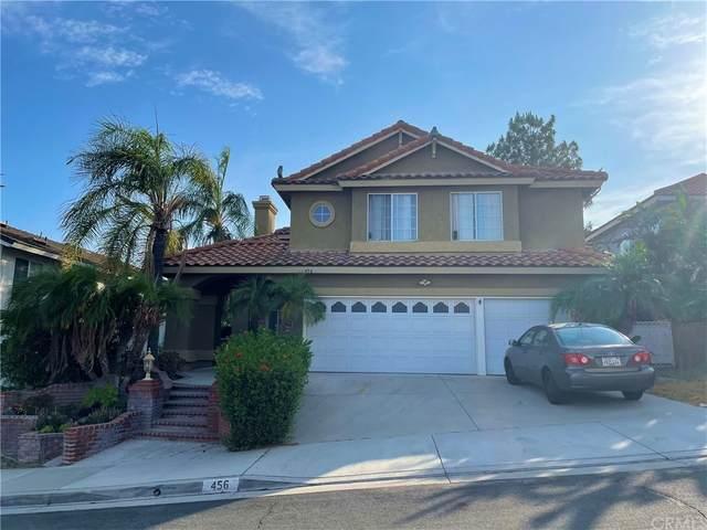 456 Somerset Circle, Corona, CA 92879 (#IG21164333) :: RE/MAX Empire Properties