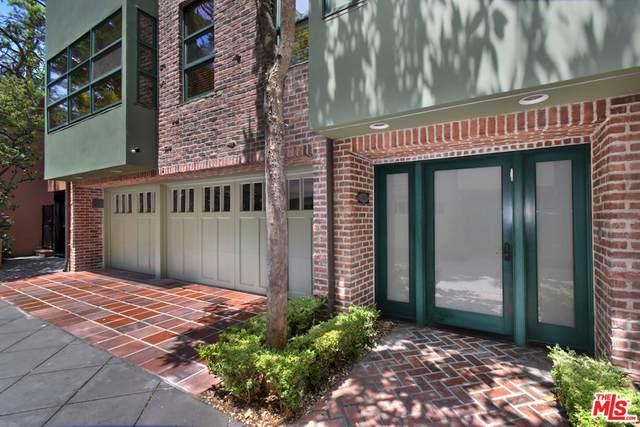 2323 S Beverly Glen Boulevard #10, Los Angeles (City), CA 90064 (#21765680) :: Mainstreet Realtors®
