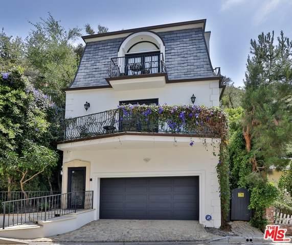 9969 Westwanda Drive, Beverly Hills, CA 90210 (#21762292) :: Powerhouse Real Estate