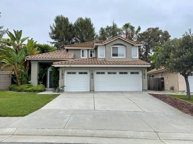 712 Palette Court, Oceanside, CA 92057 (#ND21164298) :: The Kohler Group